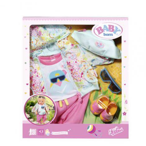 Baby Born - Set Imbracaminte 43 Cm imagine
