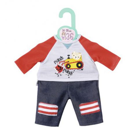 Dolly Moda -Set bluza&pantaloni 36