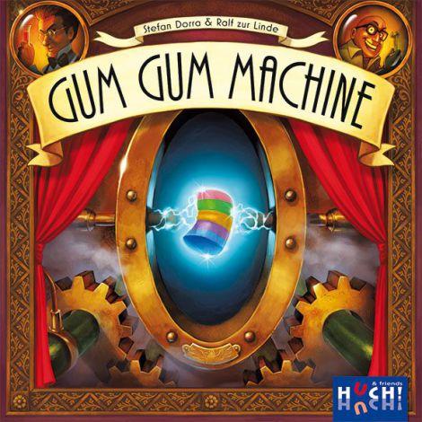 Gum-gum-machine