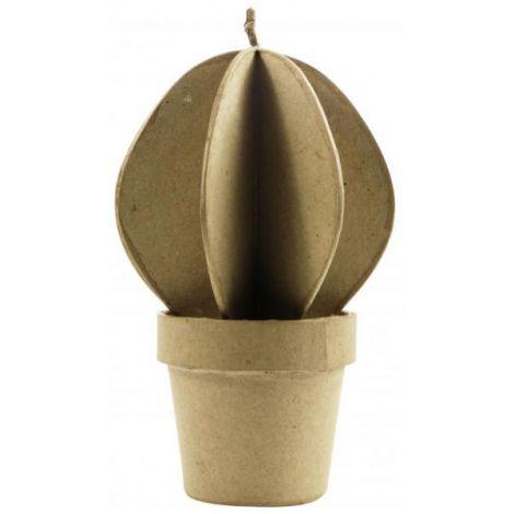 Obiect decor cactus sferic