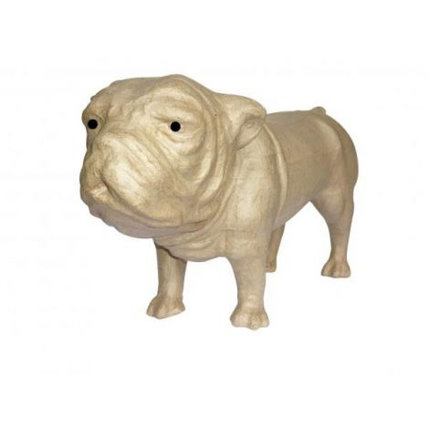 Obiect decor bulldog