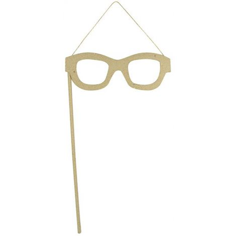 Obiect decor ochelari pentru poze