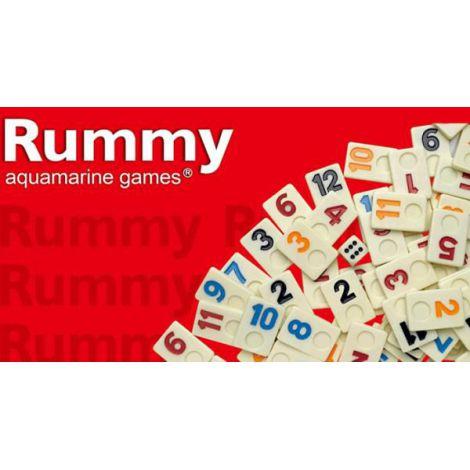 Rummy Aquamarine 4 Players imagine