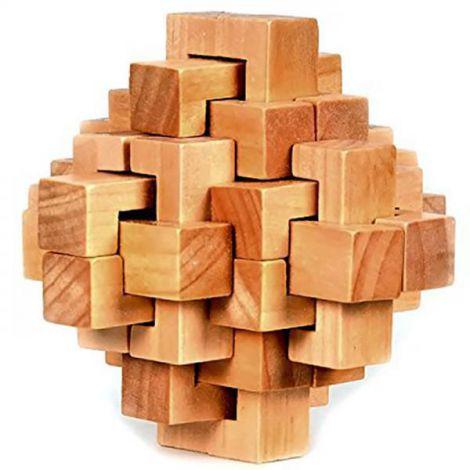 Puzzle lemn model 1