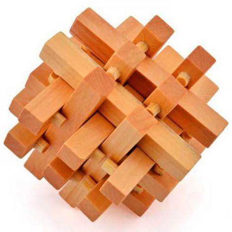 Puzzle lemn model 2