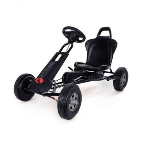 Kart tourer negru