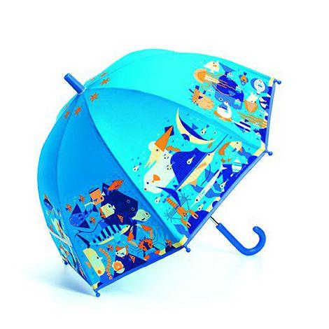Umbrelă Colorată Djeco Ocean imagine