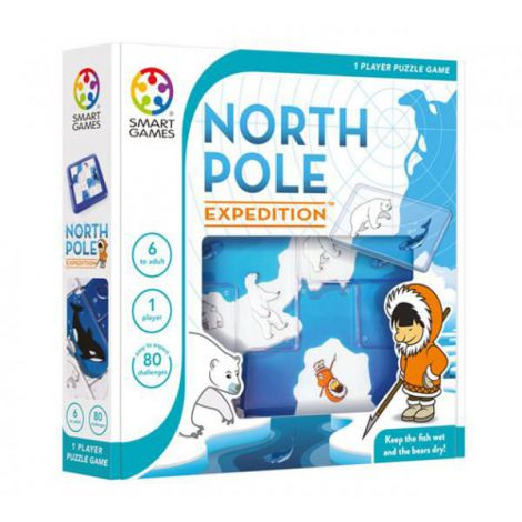 North pole - expedition