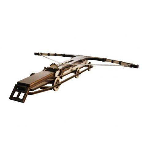 Revell giant crossbow leonardo da vinci 500th anniversary