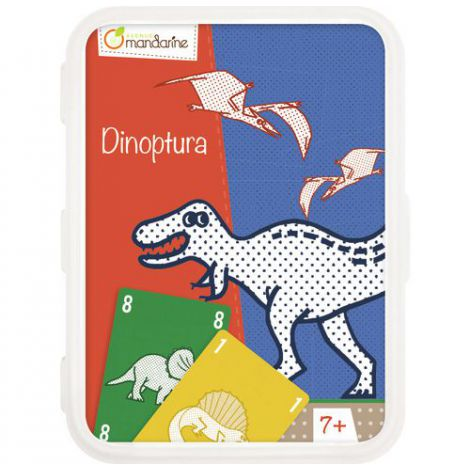 Card games, dinoptura