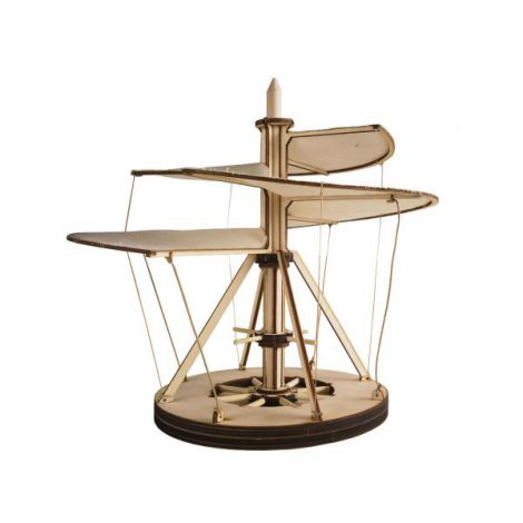 Revell aerial screw leonardo da vinci 500th anniversary