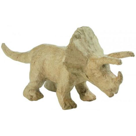 Obiect decor triceratops
