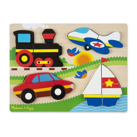 Puzzle din lemn pentru copii de 2 ani 3