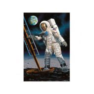 Revell apollo 11 astronaut on the moon (50 years moon landing)