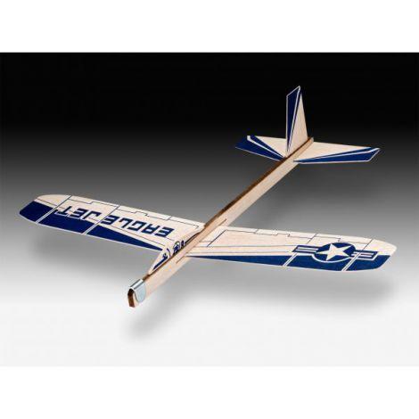 """Revell balsa glider """"eagle jet"""""""