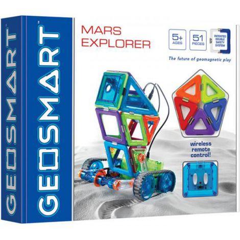 Geosmart geowheels - set mars explorer (51 piese)