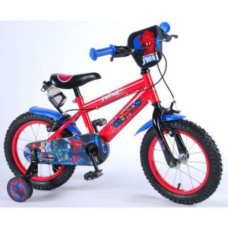 Bicicleta e-l spiderman 14