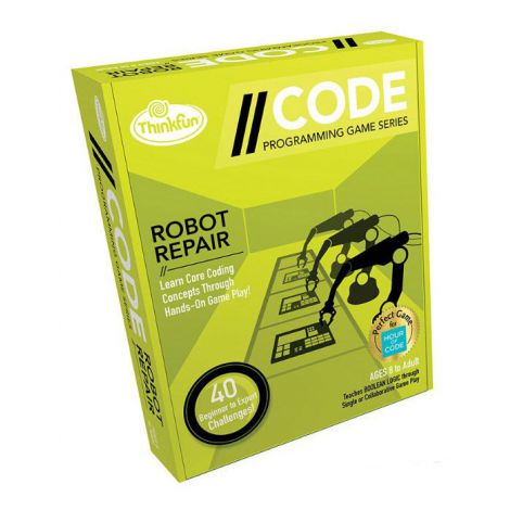 Code: robot repair level 3