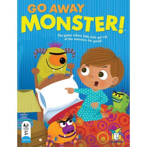 Go away monster! new