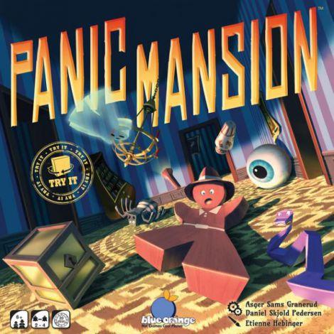 Panic mansion (panicĂ la conac)