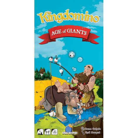 Kingdomino - age of giants