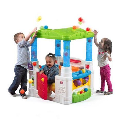 Casuta Cu Bile Wonderball Fun House imagine