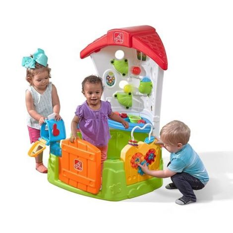 Casuta TODDLER CORNER HOUSE