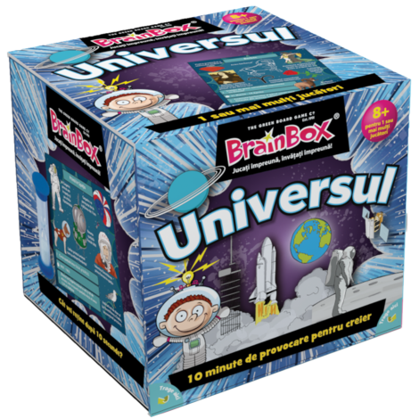 Universul – BrainBox