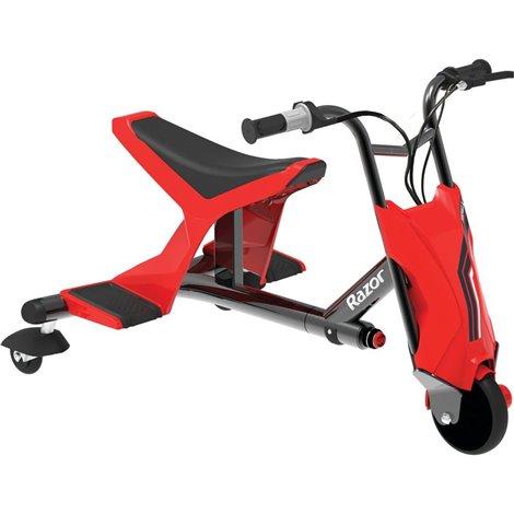 Tricicleta electrica pentru drifturi Razor Drift Rider Rosu/Negru