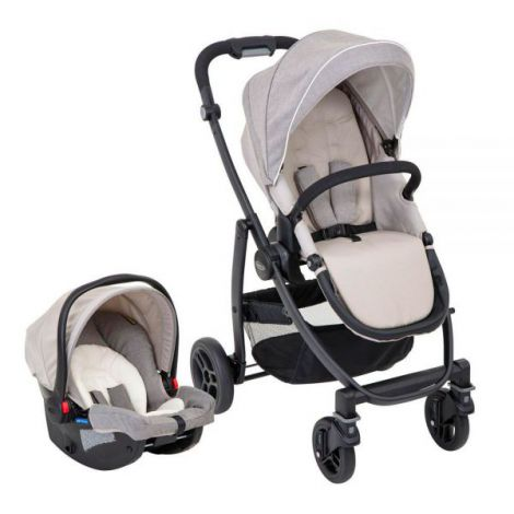 Carucior Graco Evo 2 in 1 TS Toasted Almond