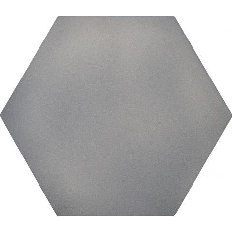 Panou hexagonal gri inchis 40 mm pentru reducerea zgomotului in clasa