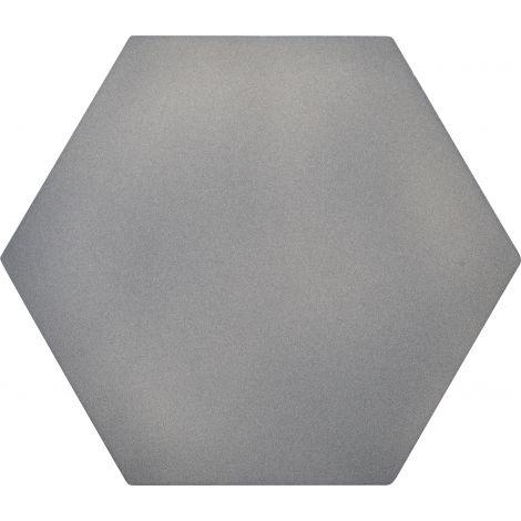 Panou hexagonal gri inchis 50 mm pentru reducerea zgomotului in clasa