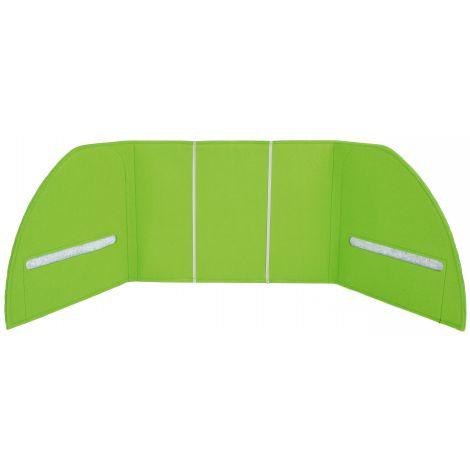Panou fonoizolant verde pentru masa