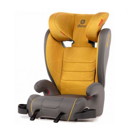 Scaun Auto 15-36 kg cu Prindere Isofix Diono Monterey XT Fix Yellow Sulphur