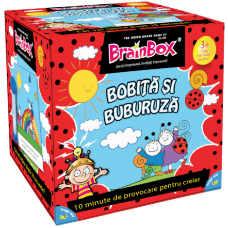 Bobita si Buburuza - BrainBox