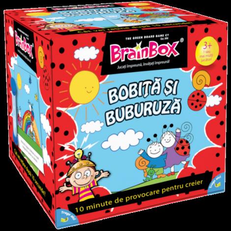 Bobita si Buburuza - BrainBox