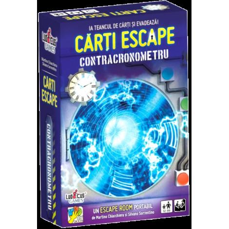 Carti Escape Contracronometru - dV GIOCHI