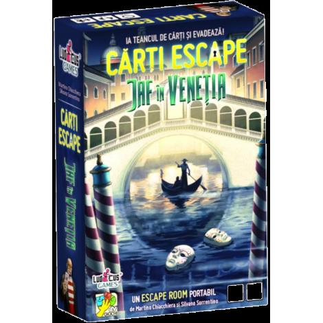 Carti Escape Jaf in Venetia - dV GIOCHI