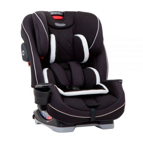 Scaun auto Graco SlimFit LX 3 in 1 Midnight Black