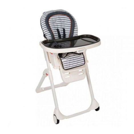 Scaun de masa Graco Table2Boost 3 in 1 Breton Stripe