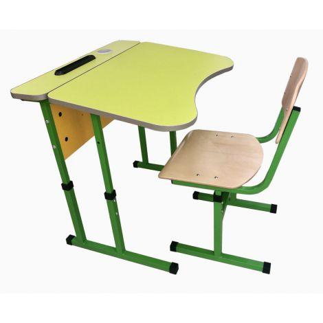 Set mobilier scolar individual reglabil