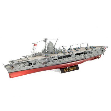 Revell german aircraft carrier graf zeppelin