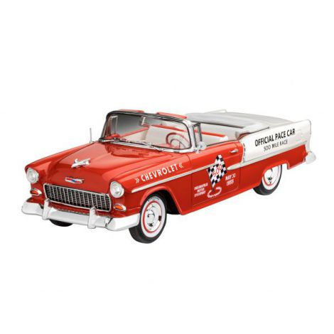 Revell 55 chevy indy pace car