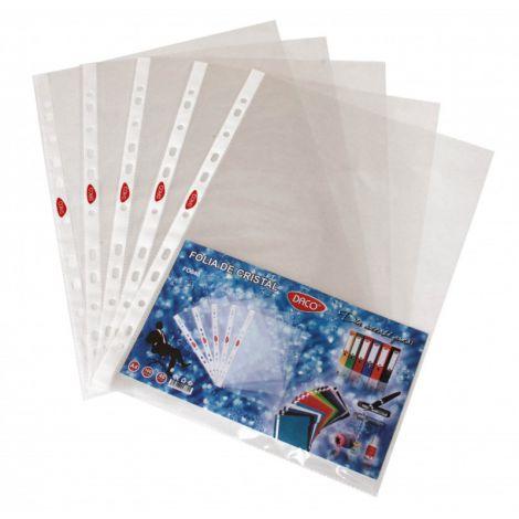 Folie Protectie A4, Cristal, 40 Microni imagine