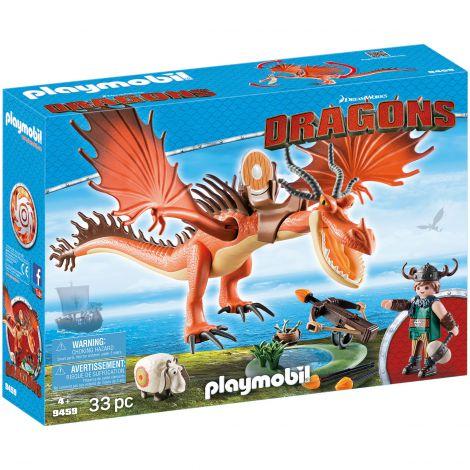 Dragons - Snotlout Si Hookfang imagine