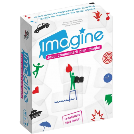 Imagine - Cocktail Games