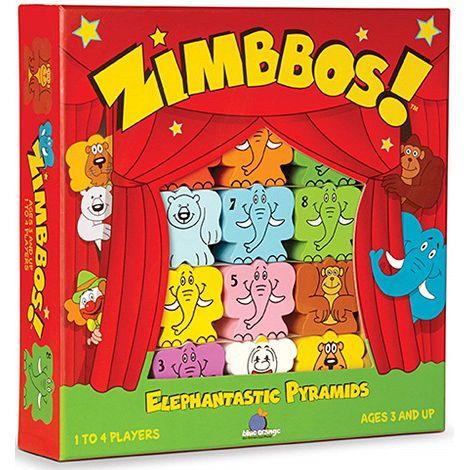 Zimbbos - Blue Orange