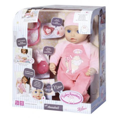 Baby Annabell - Papusa interactiva