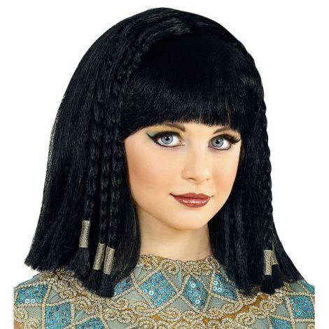Peruca cleopatra copii