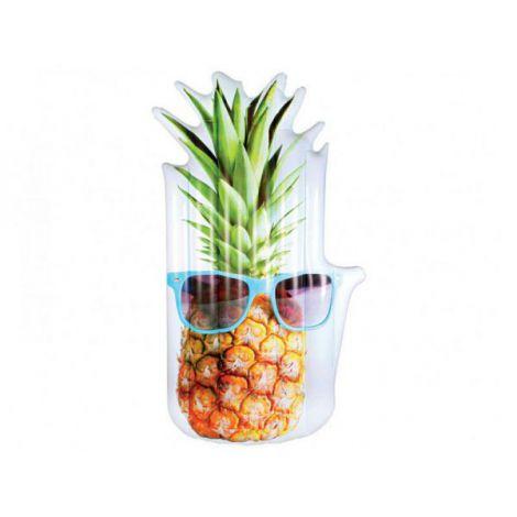 Saltea gonflabila ananas 180×100 cm